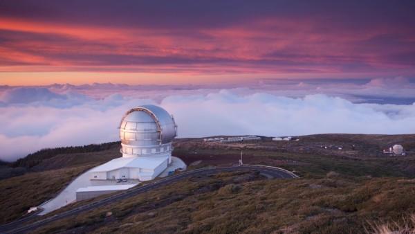Schaeffler contribuye a la observación precisa de las estrellas