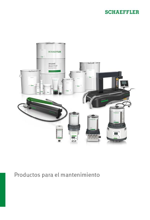 Productos para el mantenimiento