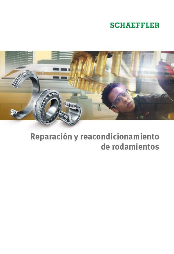 Reparación y reacondicionamiento de rodamientos