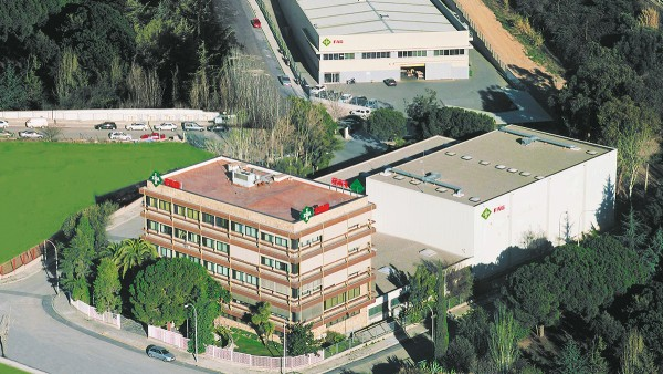 FAG Sales Europe Iberia – Sucursal de Espanha e INA Iberia, s.l. integram as suas estruturas legalmente em uma só Companhia denominada Schaeffler Iberia, s.l.