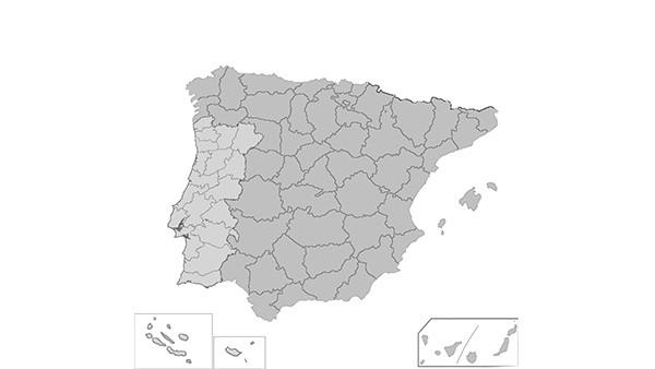 Integração das organizações de vendas de Espanha e Portugal, criando uma única politica comercial para a Península Ibérica.