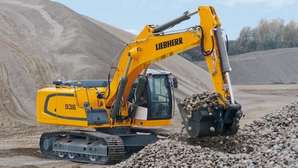 Os rolamentos utilizados nas máquinas de construção, como por exemplo as escavadoras de lagartas, devem cumprir uma grande variedade de requisitos.