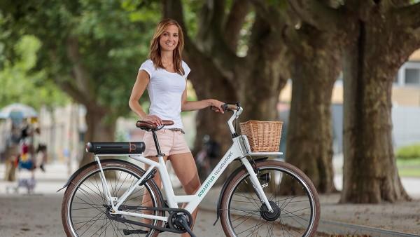Soluções Schaeffler para LEV, bicicletas e desportos