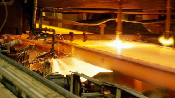 Soluciones sectoriales de Schaeffler Producción de metales y procesos