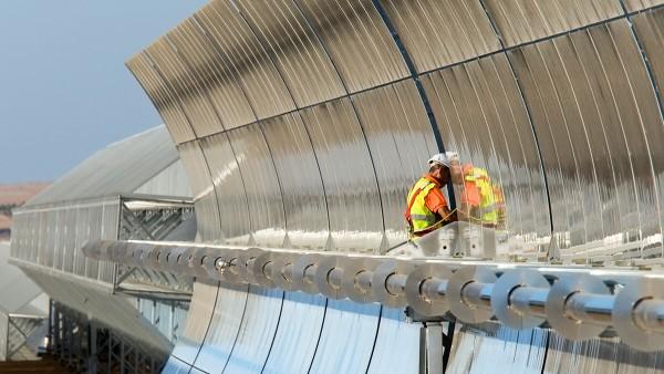 Soluciones sectoriales de Schaeffler Energía solar