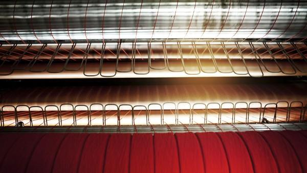 Soluções Schaeffler para máquinas têxteis