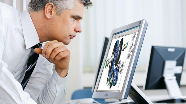 Desenho otimizado dos rolamentos para turbinas eólicas através dos modernos programas de cálculo e simulação