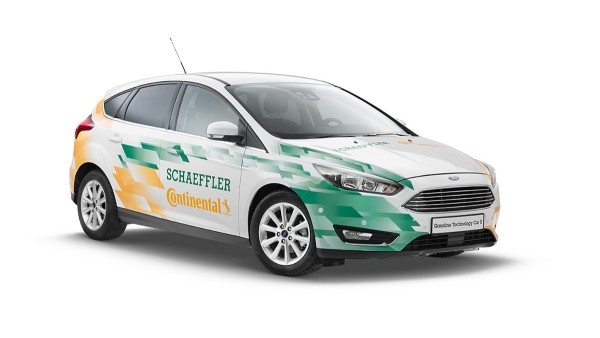 Carro-conceito Gasoline Technology Car (GTC II)