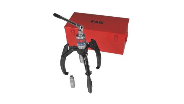 Productos de mantenimiento Schaeffler: Herramientas mecánicas, extractores hidráulicos
