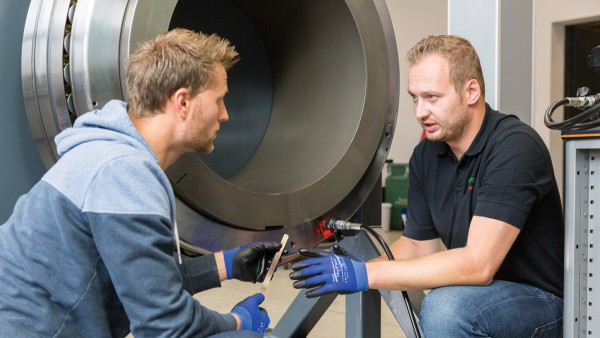 Servicios de mantenimiento Schaeffler: Asesoramiento técnico
