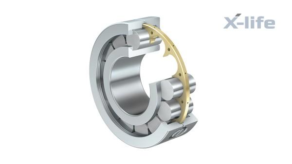 Rodamientos y casquillos de fricción Schaeffler: Rodamientos de rodillos cilíndricos de rozamiento reducido