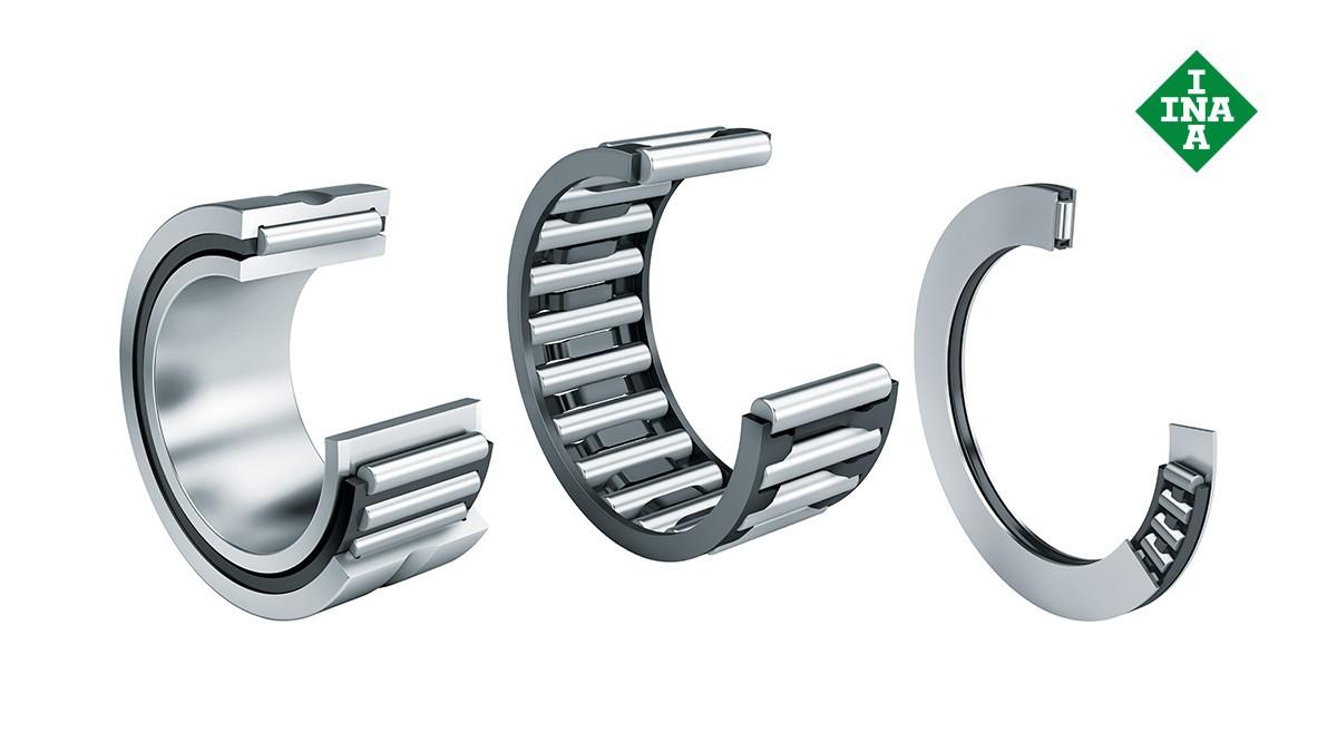 Rodamientos y casquillos de fricción Schaeffler: Rodamientos de agujas