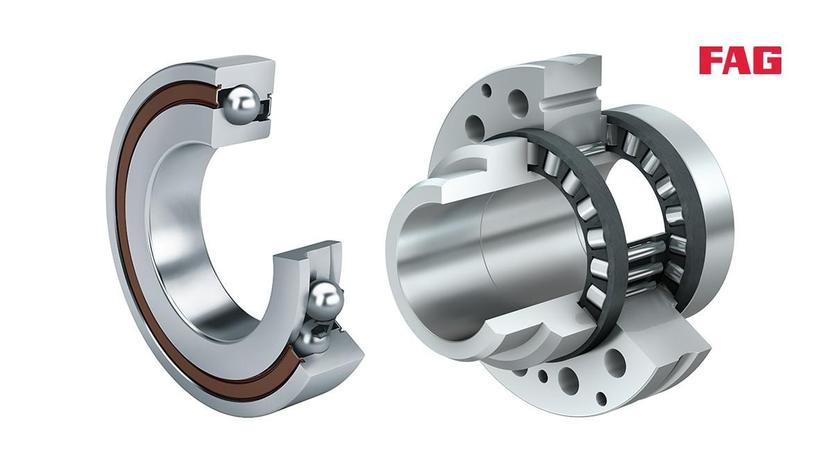 Rodamientos y casquillos de fricción Schaeffler: Rodamientos para husillos roscados