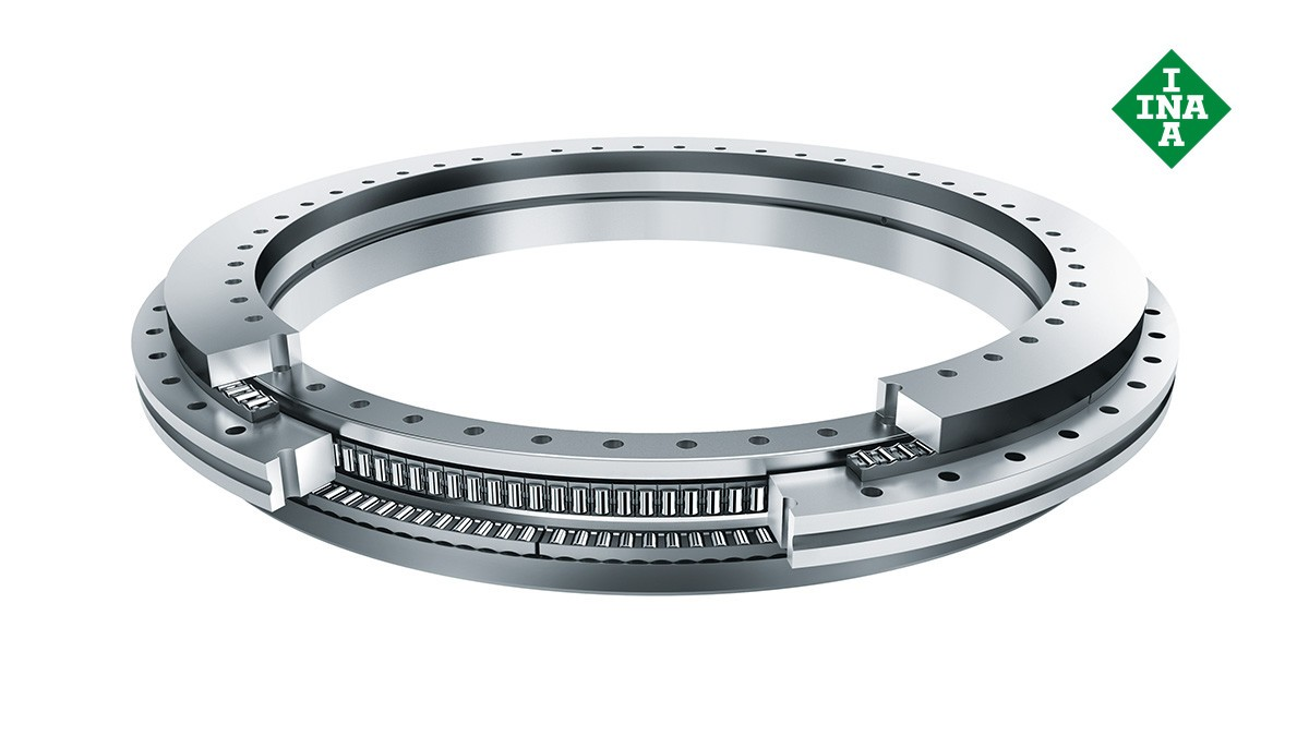 Rodamientos y casquillos de fricción Schaeffler: Rodamientos para mesas giratorias