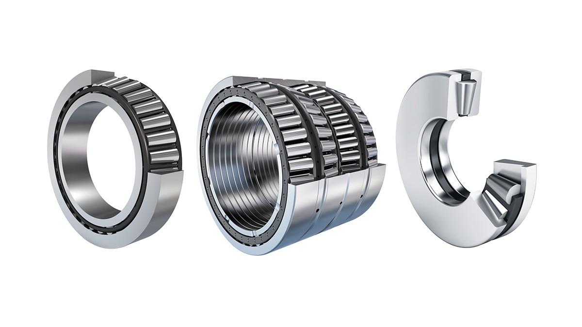 Rodamientos y casquillos de fricción Schaeffler: Rodamientos de rodillos cónicos