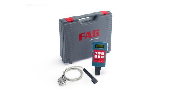 Dispositivo de medición de la tensión de las correas TOP Laser TRUMMY2