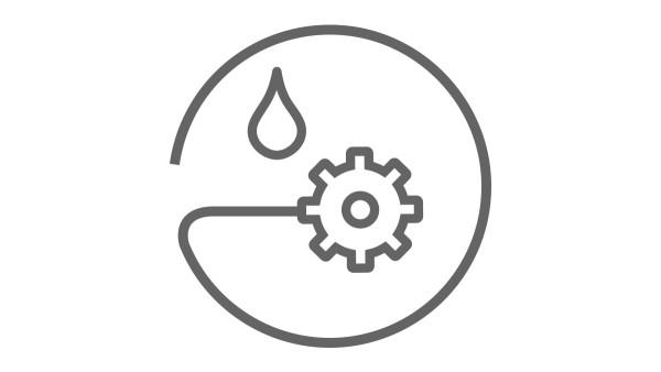 Uma ampla gama de soluções de lubrificação