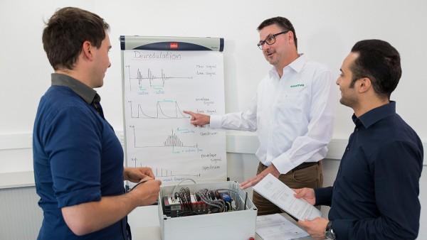 Cursos de formación sobre productos y certificaciones