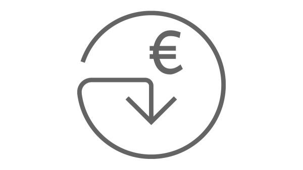 Potencial de poupança a longo prazo