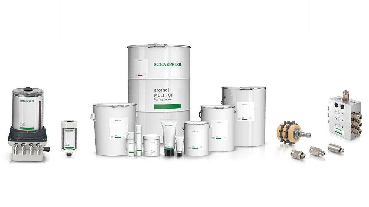 Conheça os nossas soluções de lubrificação: desde lubrificadores automáticos e sistemas de monitorização de lubrificantes até lubrificantes ótimos e assessoramento de especialistas