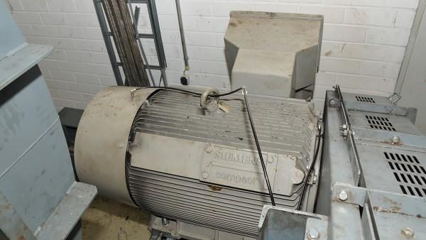 Suministro de lubricante en el accionamiento del ventilador