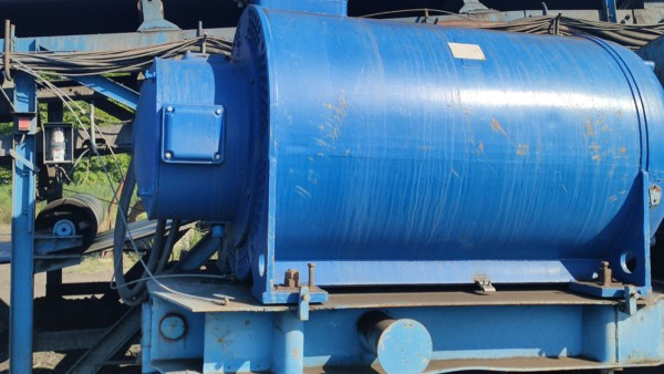 Schaeffler CONCEPT2 en el soporte de protección en el motor de accionamiento