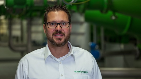 Thomas Schmitz, Condition Monitoring Service Manager da Schaeffler