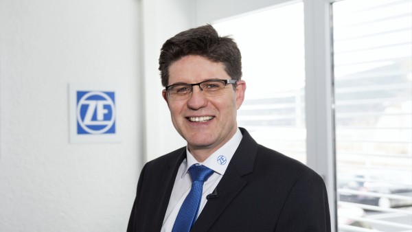 Dr-Eng. Dietmar Tilch, Director Industrial Technology - Condition Monitoring Systems na ZF Friedrichshafen AG