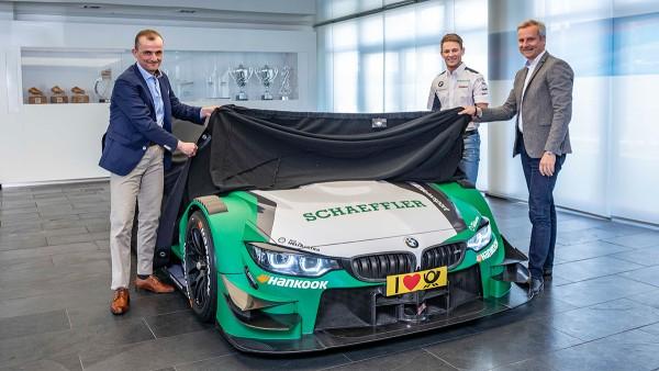 Schaeffler anuncia su nuevo socio en el DTM