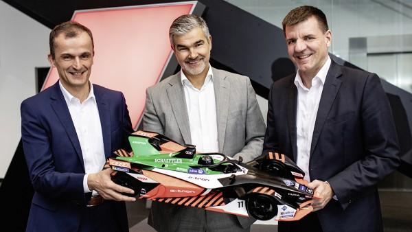 Schaeffler y Audi avanzan juntos