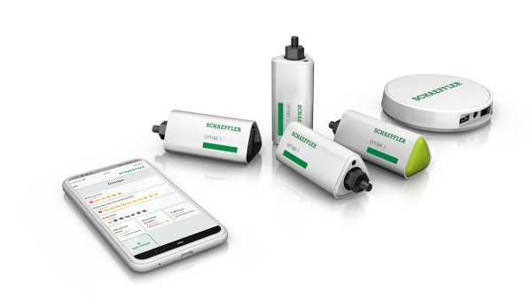 Schaeffler OPTIME; Condition Monitoring rentable para todos los equipos de las plantas