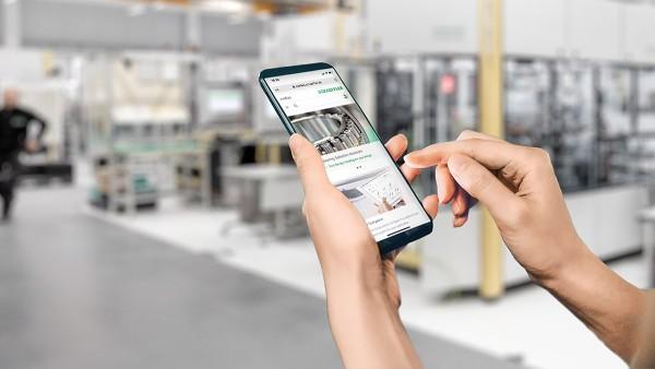 Schaeffler combina e-commerce, una base de conocimientos y un catálogo de productos en una única plataforma