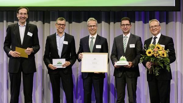 Schaeffler gana el Railsponsible Supplier Award 2021