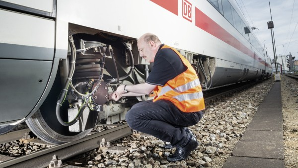 The first prototypes of the new Condition Monitoring System by Schaeffler were first tested successfully in high-speed trains in 2015.