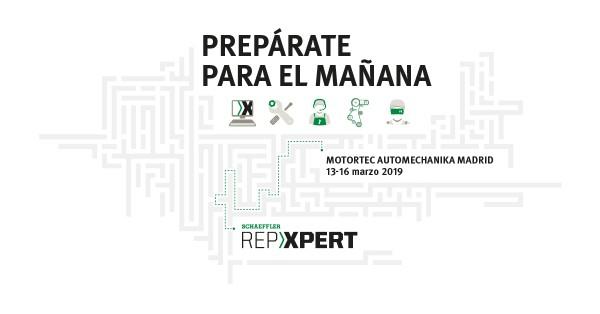 Schaeffler en Motortec Automechanika Madrid
