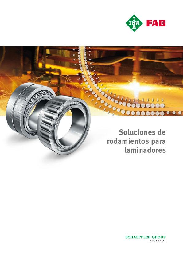 Soluciones de rodamientos para laminadores