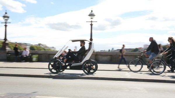 O Bio-Híbrido desenvolvido pela Schaeffler é uma alternativa ecológica para o cada vez mais intenso trânsito citadino.