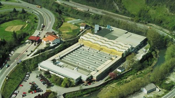 Inauguración de las nuevas instalaciones de INA-RODISA en Elgoibar.