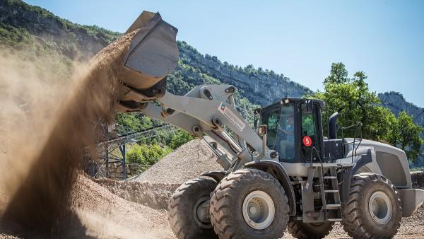Soluciones sectoriales Maquinaria para la construcción