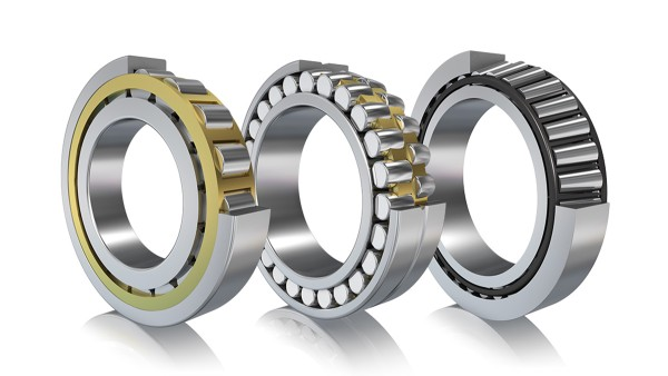 Eixo de saída: Rolamento de rolos cilíndricos FAG, rolamento oscilante de rolos FAG, rolamento de rolos cónicos FAG