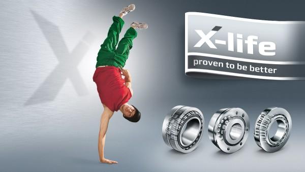 X-life – el sello de calidad para una mejora significativa del rendimiento