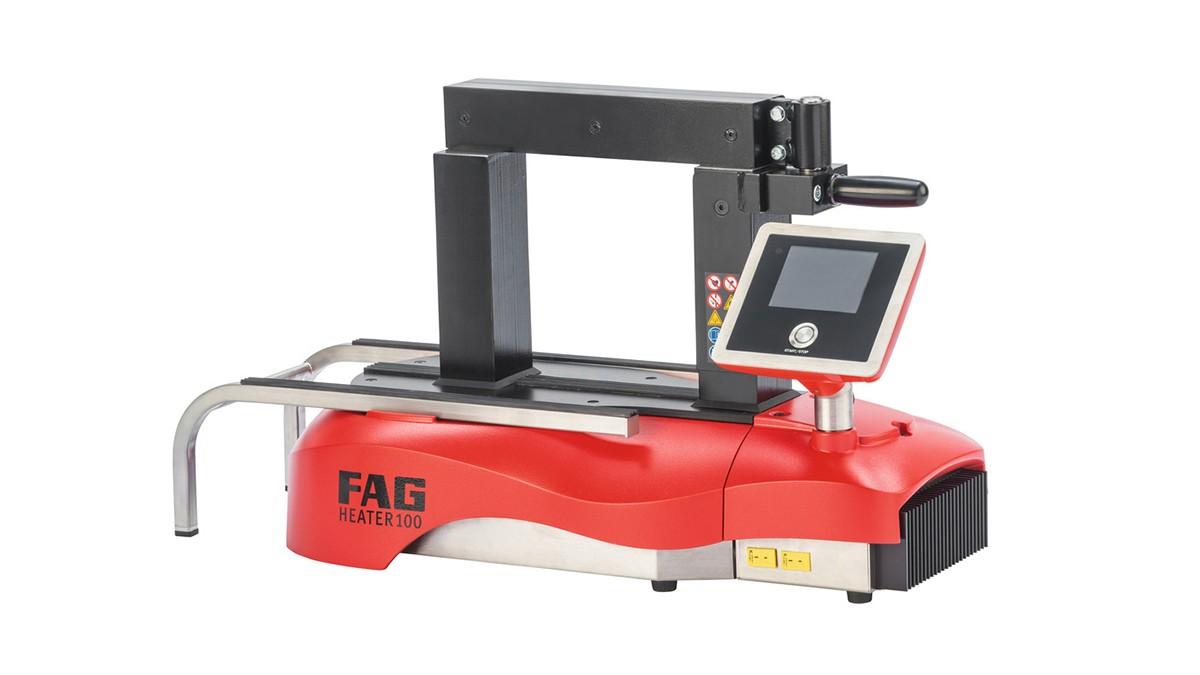 Productos de mantenimiento Schaeffler: Dispositivos de calentamiento por inducción