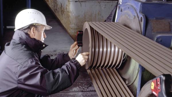 Servicios de mantenimiento Schaeffler: Equilibrado y alineación