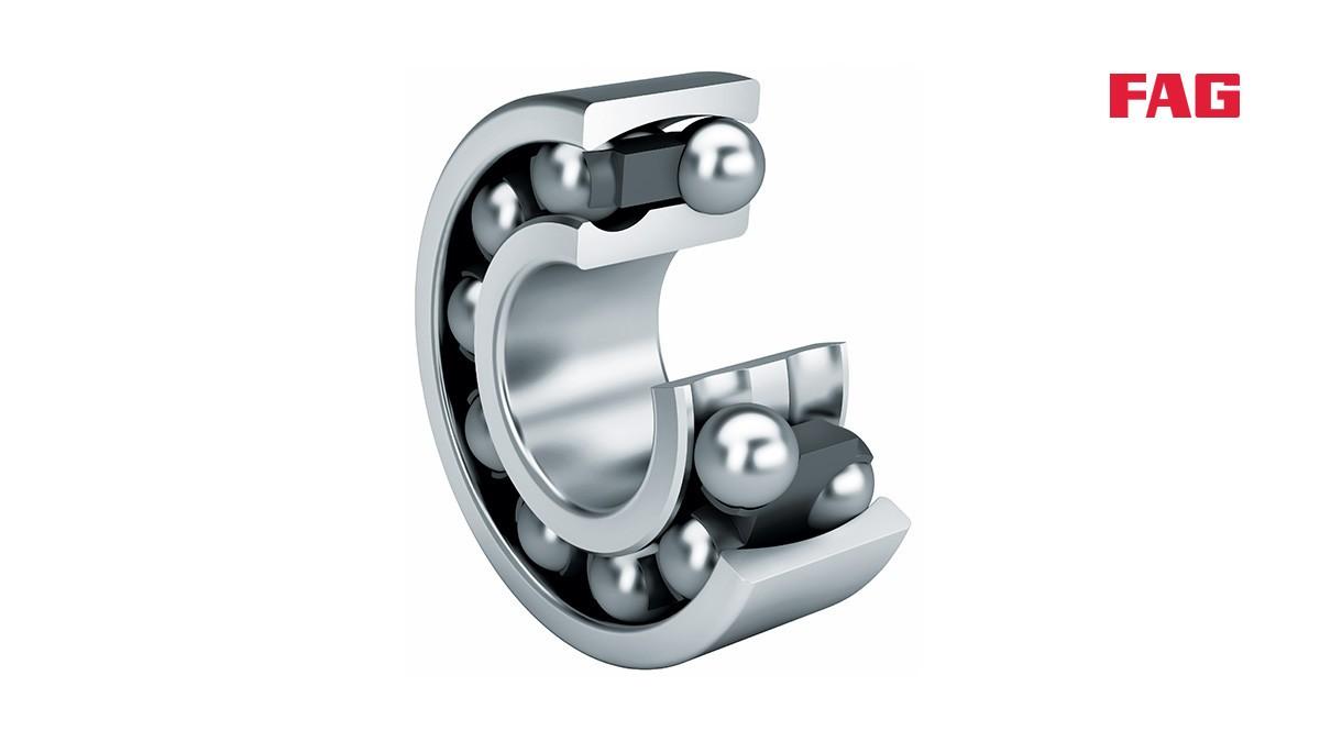 Rodamientos y casquillos de fricción Schaeffler: Rodamientos oscilantes de rodillos