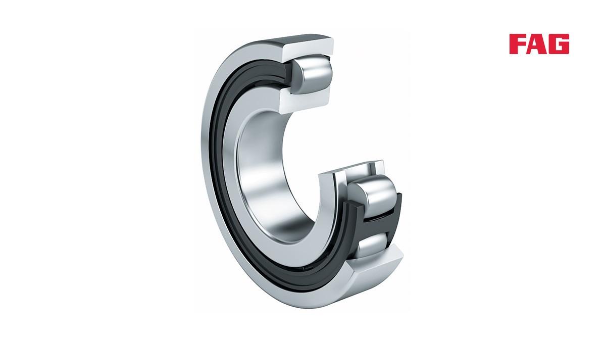 Rodamientos y casquillos de fricción Schaeffler: Rodamientos oscilantes de una hilera de rodillos