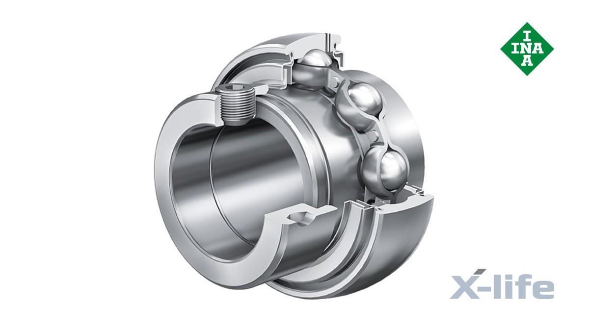Rodamientos y casquillos de fricción Schaeffler: Rodamiento insertable