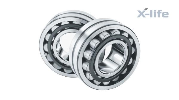 Rodamientos y casquillos de fricción Schaeffler: Rodamientos oscilantes de rodillos para máquinas vibratorias