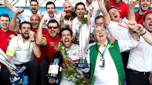 Primera victoria de la temporada para Audi Sport ABT Schaeffler and Lucas di Grassi